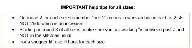 help tips