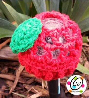 teacher gift free crochet pattern