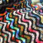 Featured Pattern: Stained Glass Afghan