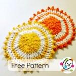 Free Pattern: Spot Scrubbers