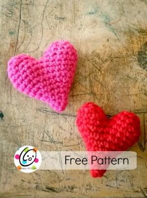 Pattern: Little Heart Stuffie