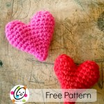 Pattern: Little Heart Stuffie