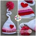 Free Pattern: Jazlyn Baby Hat