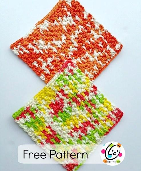 Pattern: Sturdy Wash Cloth