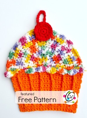 Featured Free Pattern: Twinkie Dishcloth