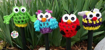 Crochet: Garden Friends Pattern
