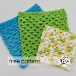 Pattern: Granny Dish Cloth