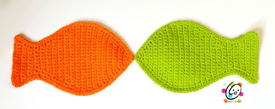 Featured Free Pattern Fish Wash Cloth Snappy Tots