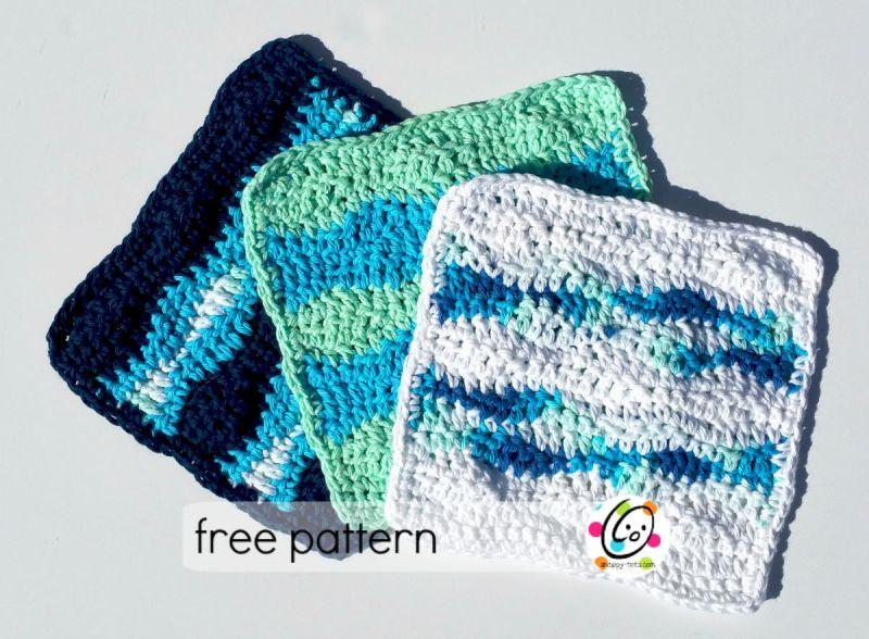 free surf wash cloth
