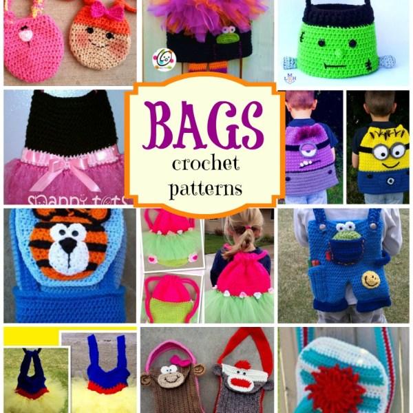 Top Picks: Fun Bags to Crochet