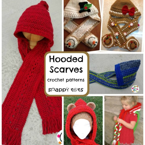 Top Picks: Hooded Scarves