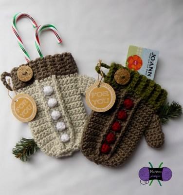 Top Picks: Crocheted Gift Card Holders