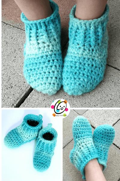 free slipper pattern