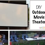 DIY: Outdoor Movie Theater