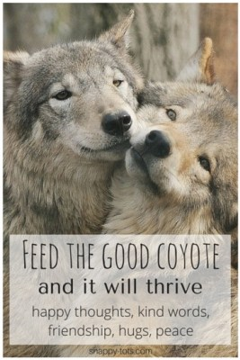 Life: Feed the Good Coyote