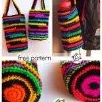 Freebie: Super Stripes Baggies