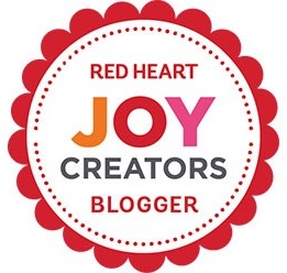 Red heart joy creators blogger