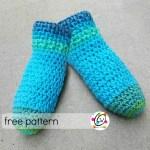 Free Pattern: Best Gift – Slippers!