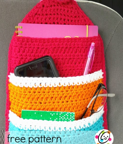 Free Pattern: Keep It Handy Organizer