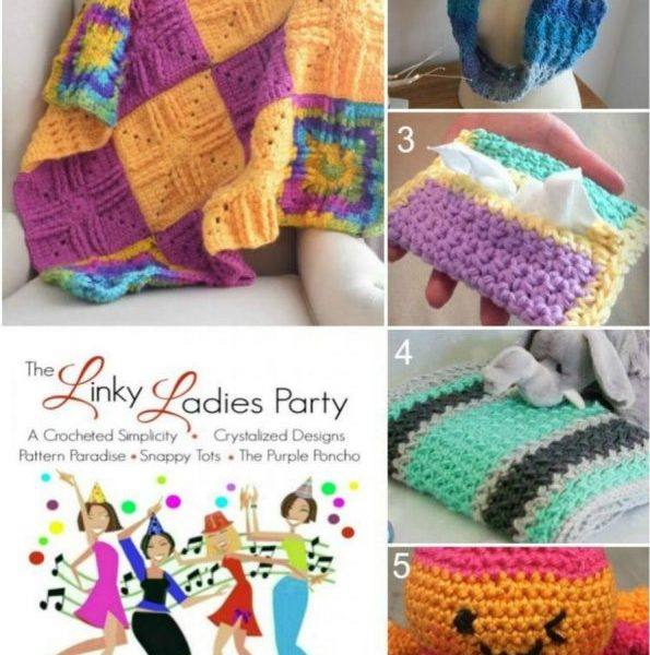 Linky Ladies Community Link Party #101