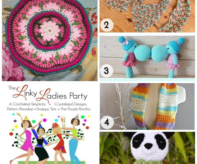 Linky Ladies Community Link Party #107