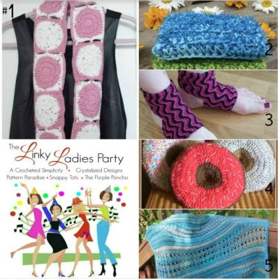Linky Ladies Community Link Party #112