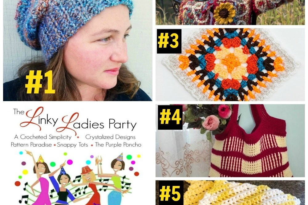 Linky Ladies Community Link Party #115