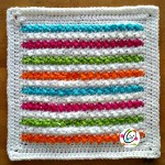 Free Pattern: Snappy Square