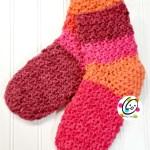 Free Pattern: Snappy Sockers