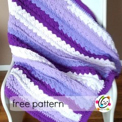 Free Pattern: Lucy's Blanket