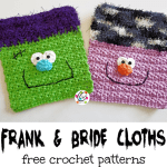 Free Pattern: Frank and Bride Cloths