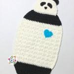 Free pattern: Panda Lovey
