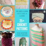 Crochet In Like A Lion Out Like A Lamb