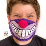 Free Pattern: Toothy Grin