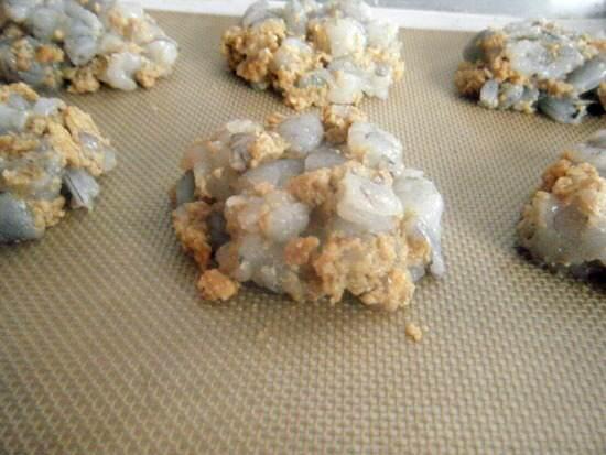 Caribbean Shrimp Sliders with Mango Slaw Recipe | SnappyGourmet.com