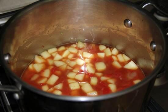 Maple-Bourbon Apple Barbecue Ribs Recipe | SnappyGourmet.com
