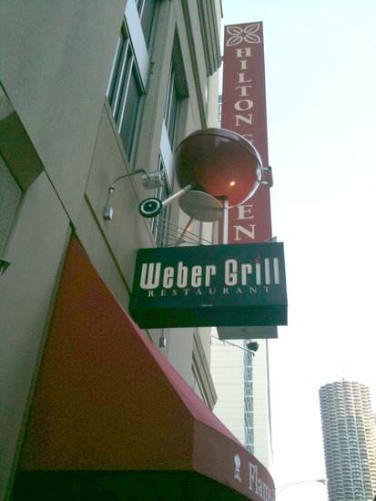 Chicago Food Tour (Weber Grill) | SnappyGourmet.com