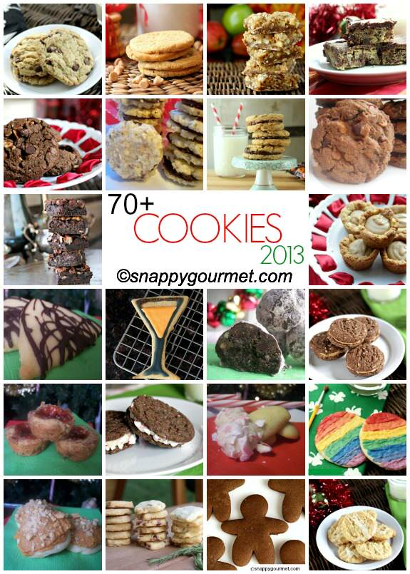 Best Christmas Cookies Recipes | snappygourmet.com