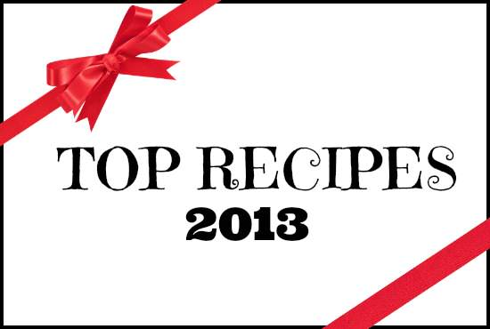 2013 Most Popular Recipes at snappygourmet.com