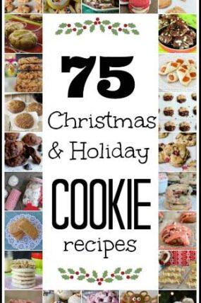 75 Favorite Christmas Cookie Recipes   snappygourmet.com