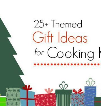 Gift Guide for Cooking Kids