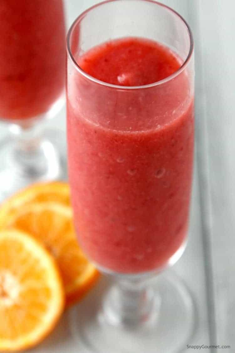 Inspirierend Strawberry Daiquiri Rezept Galerie Von Prosecco Hie - An Easy Prosecco Cocktail