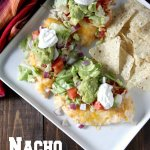 Nacho Chicken Recipe - easy family friendly Mexican inspired dinner! SnappyGourmet.com