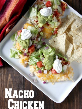 Nacho Chicken Recipe