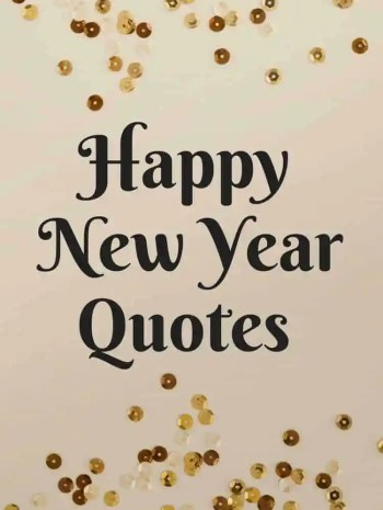 Happy New Year Quotes + Free Quotes Printable