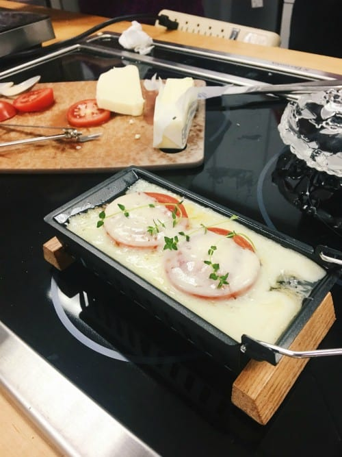 12 Days of Christmas Gift Ideas - raclette