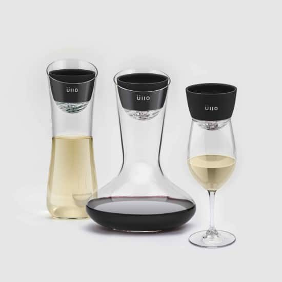 12 Days of Christmas Gift Ideas for Foodies - wine purifier