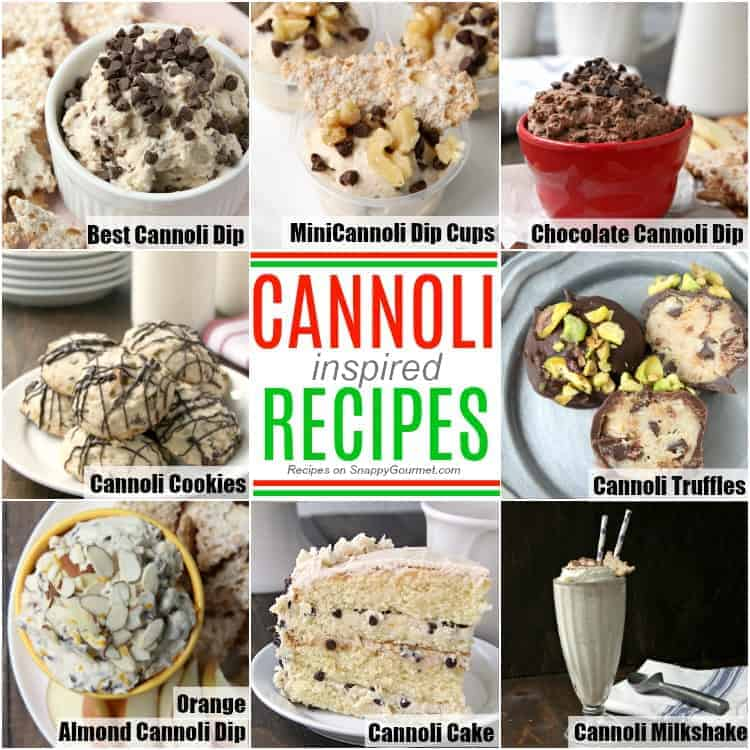 Cannoli Recipes