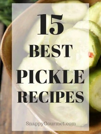 Best Pickle Recipes