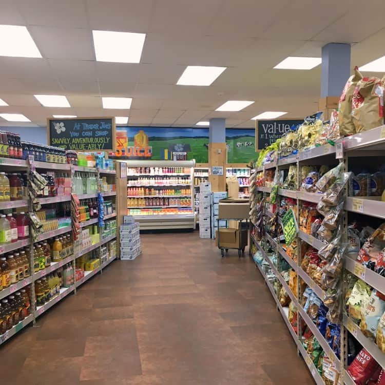 Best Trader Joe's Products (aisle)